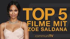 TOP 5: Zoe Saldana Filme (Ohne Marvel)