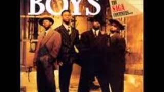 The Boys - The Saga Continues