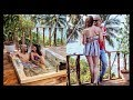 Newlyweds Raghu Ram and Natalie Di Luccio get cosy honeymoon in Goa Whatsapp Status Video Download Free