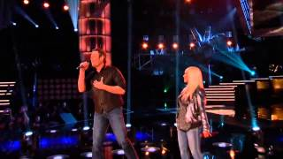Скачать Christina Aguilera And Blake Just A Fool The Voice