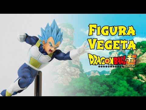Figura Vegeta SSGSS Dragon Ball Super Z Battle