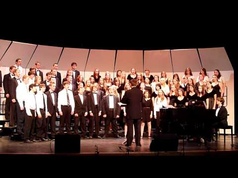 The Ballad of Sweeney Todd performed during CHS Spring Concert May 23 2012 arr. by Andy Beck