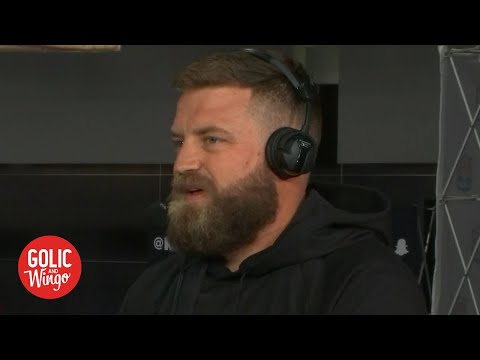 Ryan Fitzpatrick Plans To Return To The Dolphins Next Season | Golic And Wingo