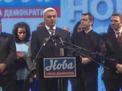 Нова Српска Демократија - Подгорица