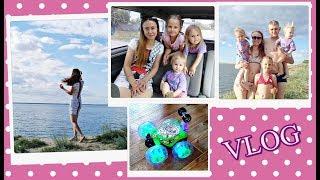 Vlog:Отдых на солёном озере.Подарок племяннику.