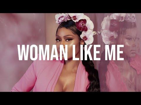 Nicki Minaj — Woman Like Me (Lyrics - Verse)