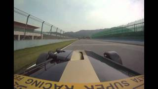 caterham fireblade vs caterham r500 at zic