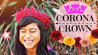 Como Tejer una CORONA | Tejiendo Con Erica