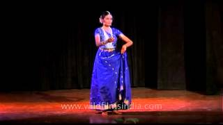 Utterly enthralling Kathak Indian classical dance