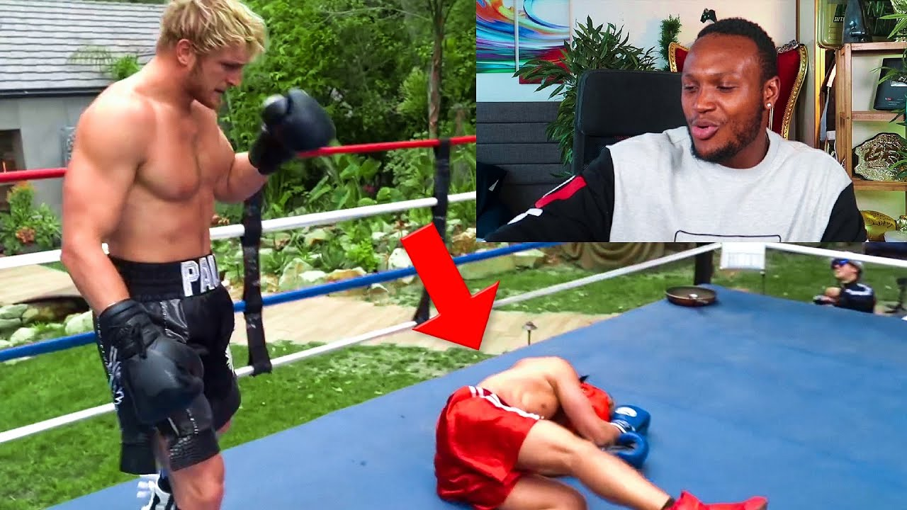 Logan Paul threatens to 'kill' KSI in upcoming rematch