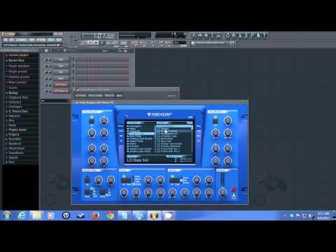 Nexus 2 Error while processing in FL Studio 11