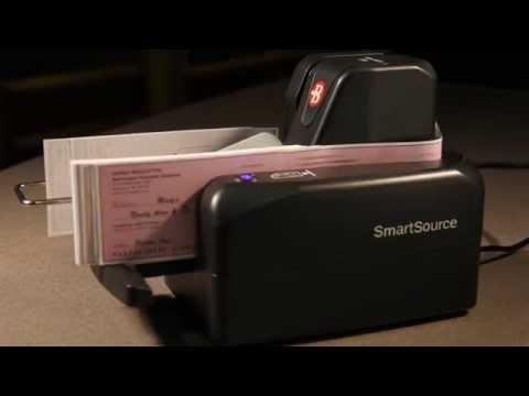 Burroughs SmartSource Professional Elite for Remote Deposit Capture