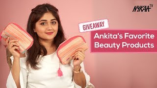 Ankita's Favorites Beauty Products + Giveway