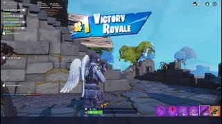 Fortnite Generalmalicesh gets another squad win PS4 i fell to far doh!