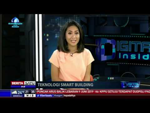 Digital Inside: Teknologi Smart Building #1