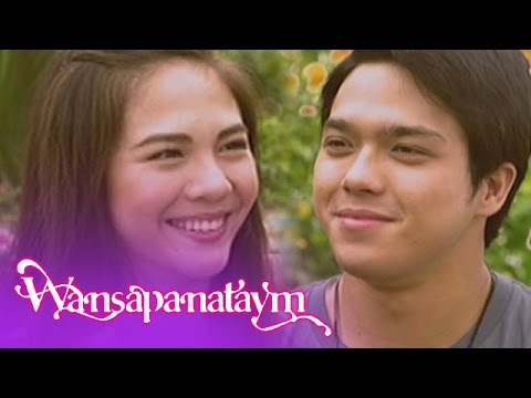 Wansapanataym: Holly says