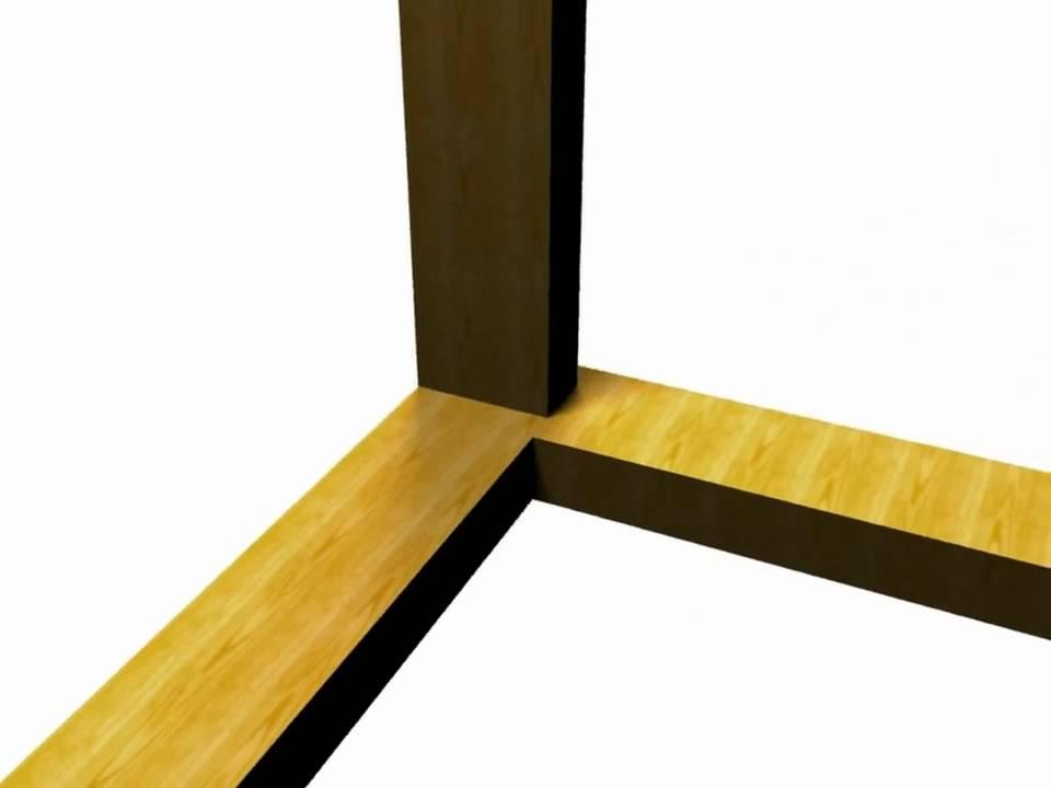 Uniones tradicionales de tabique de madera youtube - Tabiques de madera ...