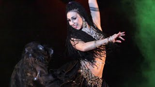 Turkish belly dance by Hanna Amira Abdi 2019