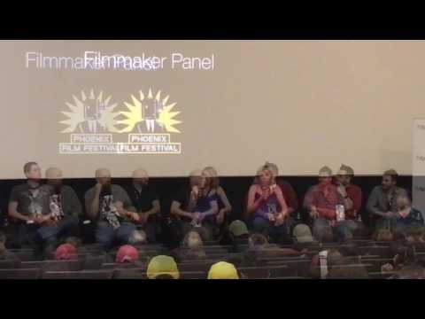 The 6th Friend: Chantelle Albers speaks on an eductional Film Maker Panel