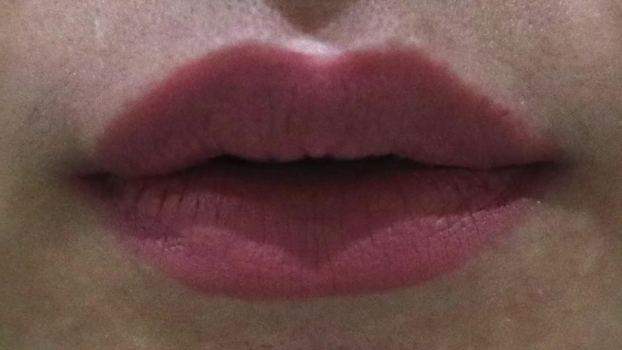 Review Lipcream Longlasting Lipstick Wardah Youtube