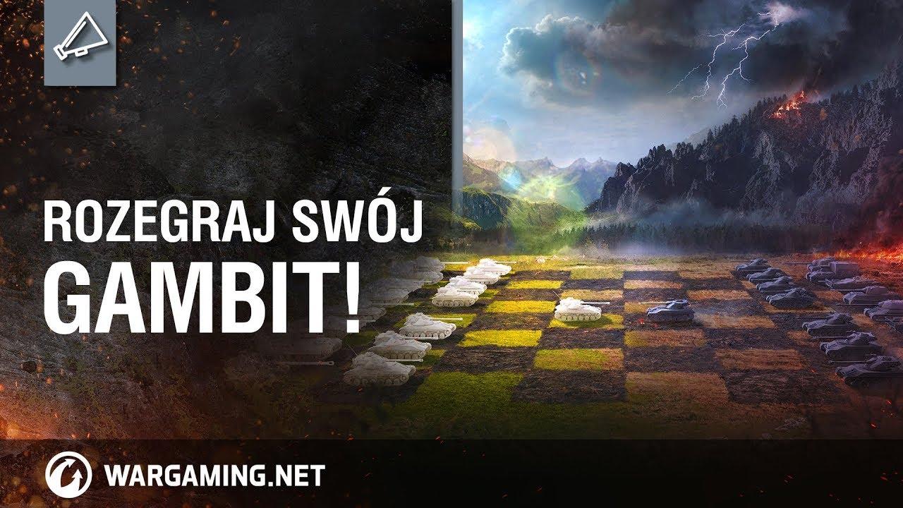 Rozegraj swój gambit!