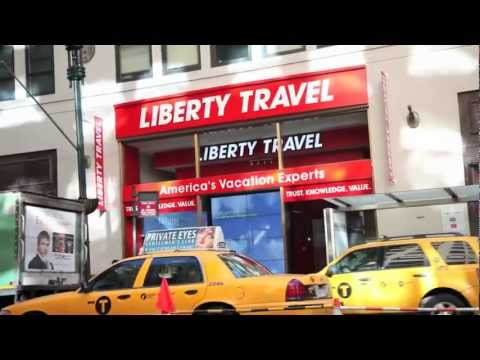 Welcome to Liberty Travel's Flagship!