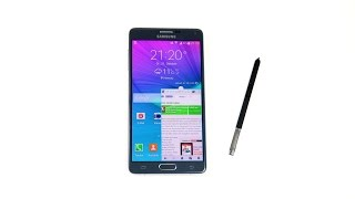 видео Samsung Galaxy Note 4 Review!