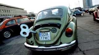 Volkswagen Beetle Type 1 (Garbus) as a living toy
