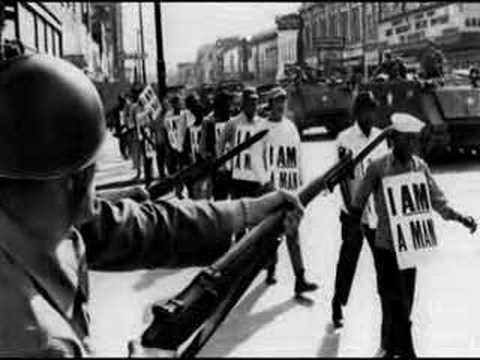 Memphis sanitation workers remember the 1968 strike, 40 years later