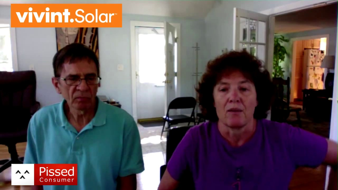 Vivint Solar Review - Worst company    @ Pissed Consumer Interview
