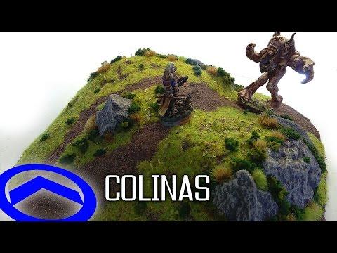 Colinas rocosas - COSICAS NOOB