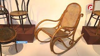 Выставка ''Его величество стул''