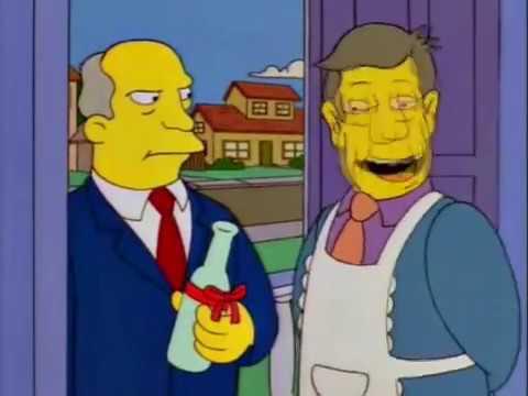 Simpsons Argento - Choripatys al vapor