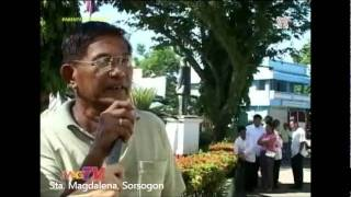 MAGTV-Sta. Magdalena PART 5 Food Trip.wmv