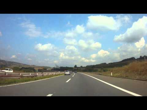 A1 Leskovac - Beograd / Serbia