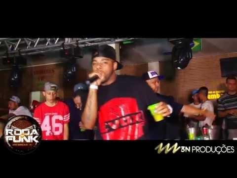 MC Pivete :: Apresentação ao vivo na Roda de Funk :: Full HD