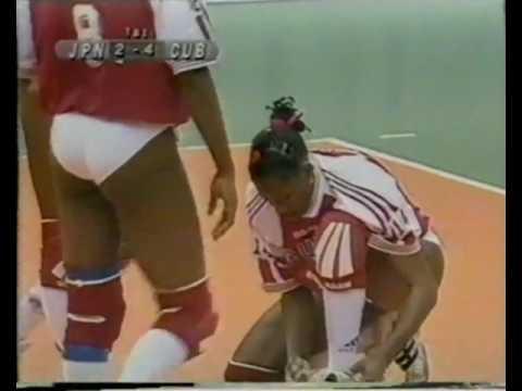 1997 World Volleyball Grand Prix Cuba Japan Gifu Pool