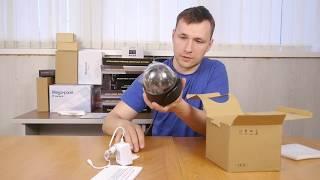 Комплектация поворотная Wi-Fi IP-камера «Link-D73W-8G»