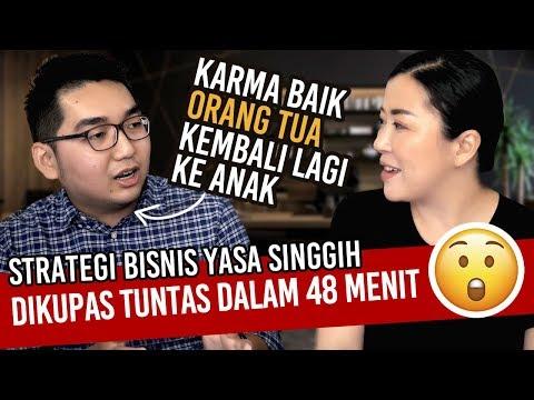 BONGKAR HABIS! Yasa Singgih Berbagi ilmu Manajemen Staff, Stock dan Marketing