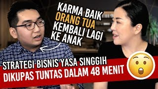 BONGKAR HABIS! Yasa Singgih Berbagi ilmu Manajemen Staff, Stock dan Marketing   Christina Lie 101Red
