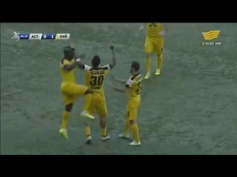 FC Astana 1-4 Kairat Almaty Gol de Gerson Acevedo