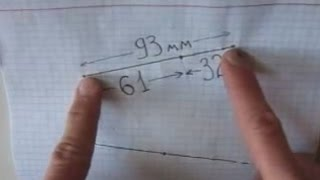 Основные свойства измерения отрезков