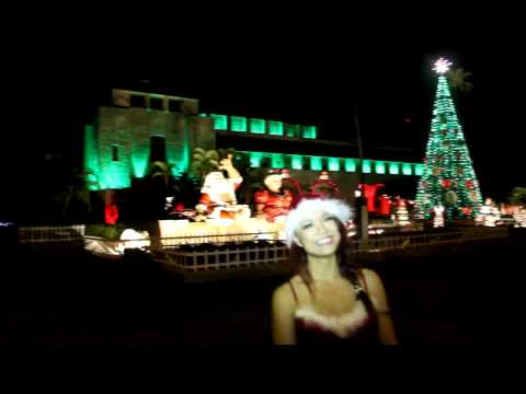 Eight08.net | Island-Foxes.com | Kay Bay & her Hawaiian Christmas Vacation Teaser