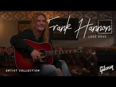 Frank Hannon | Love Dove Acoustic Guitar