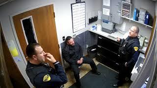 ECPD Joseph Marche Booking Room 12/23/17