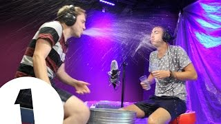 Kevin McHale AKA Artie Abrams from Glee plays Innuendo Bingo