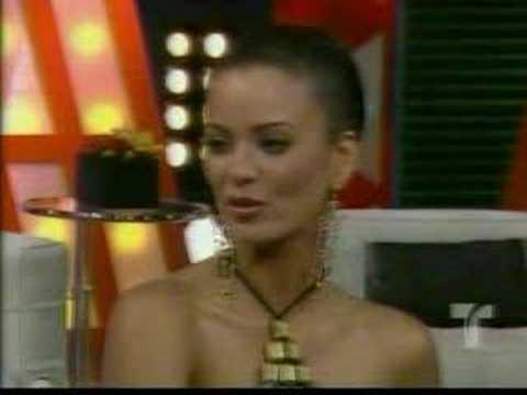 Ingrid Marie Rivera Miss Puerto Rico en No Te Duermas