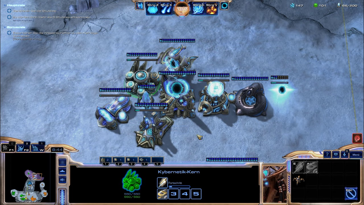 Starcraft 2 - Coop - Brutal Random - Fun Playing Leveling - 2