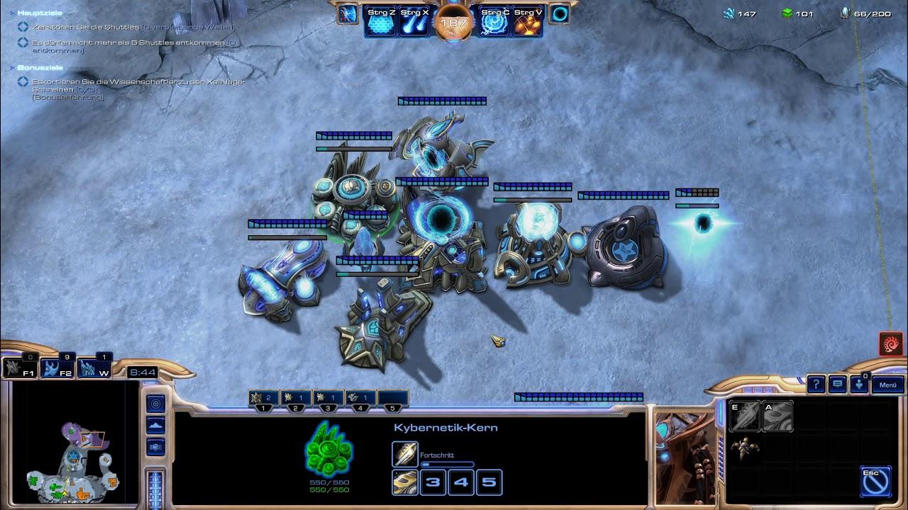 Starcraft 2 - Coop - Brutal Random - Fun Playing Leveling - 2