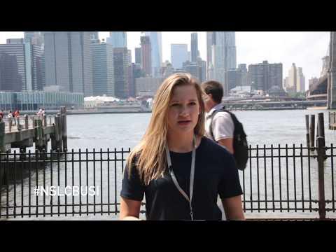 Business & Entrepreneurship visits HUGE in Brooklyn